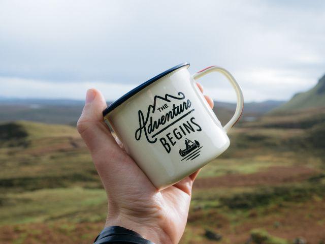 The trick to designing a custom printed mug that sells