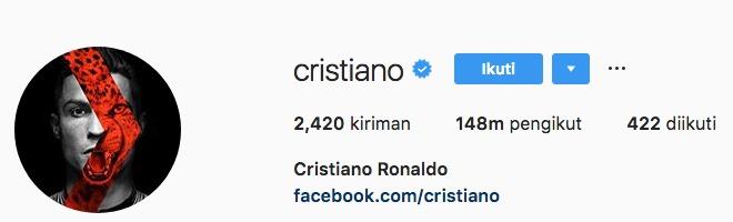 Cristiano Ronaldo cristiano Instagram
