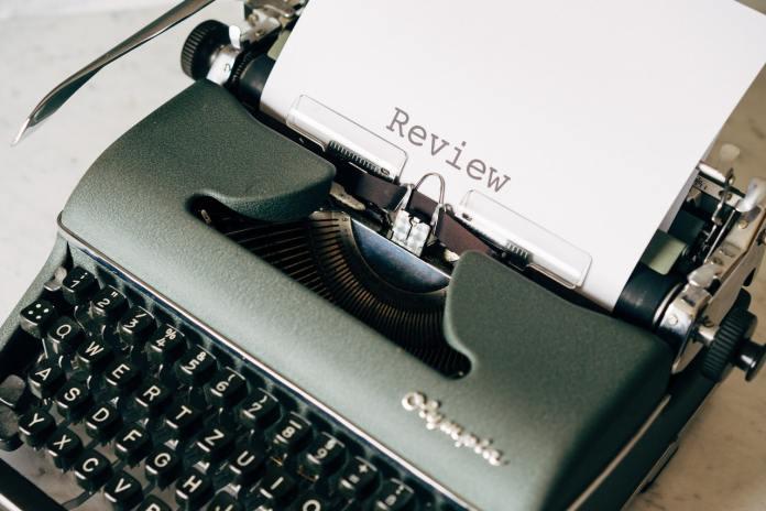 review schrijven