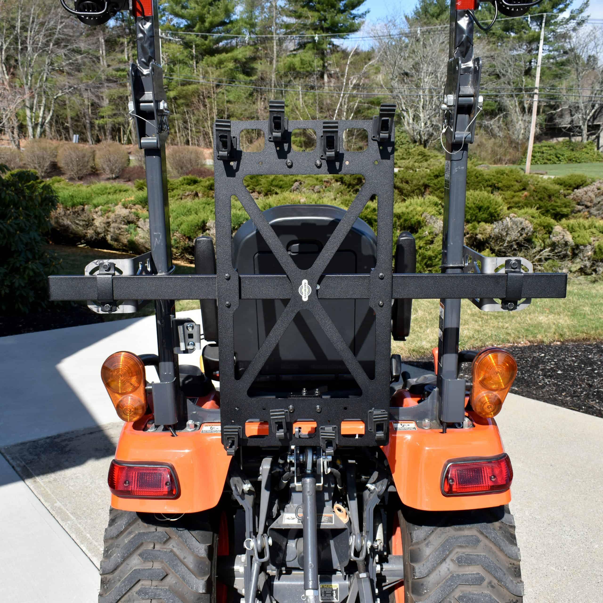 bar mount tool rack