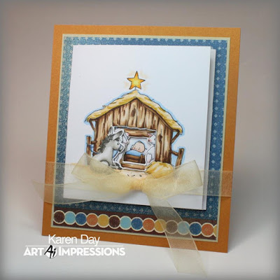 4809 Nativity MTF Art Impressions