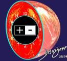 big-bang-proton-hydrogen-atom-forces-positive-negative-time-bond-art-anatomy-Davidoff