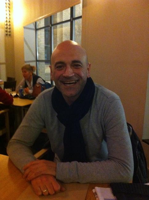 Entrevista a Javier Sanz