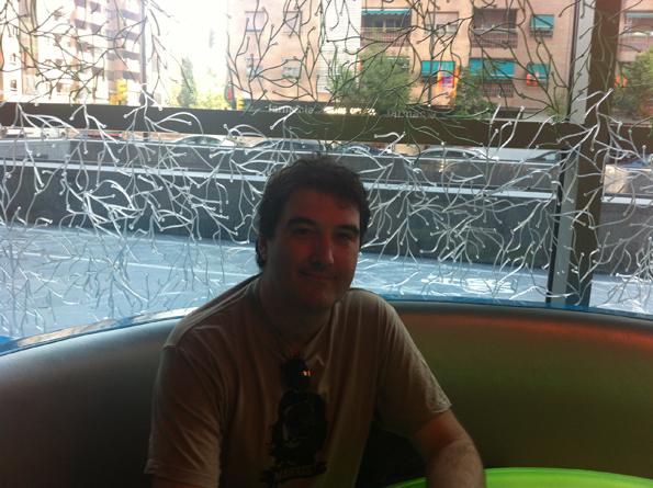 Entrevista a Daniel Viñuales