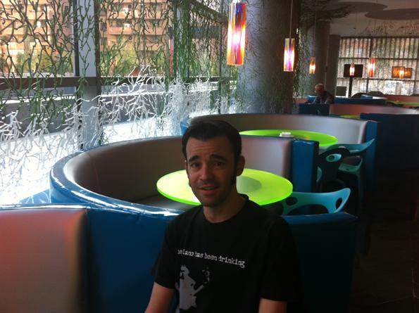 artinCom entrevista Pablo Ferrer