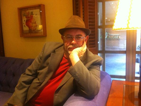 Entrevista a Antón Castro II