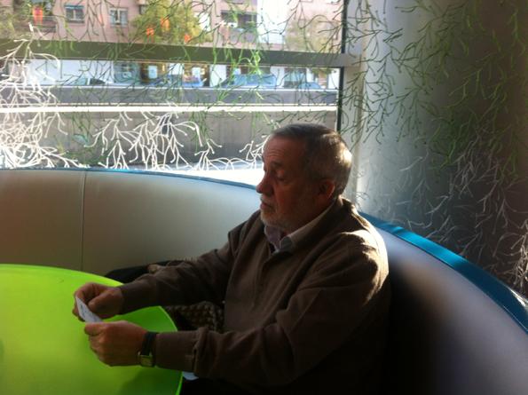 Entrevista a Ángel Longás II