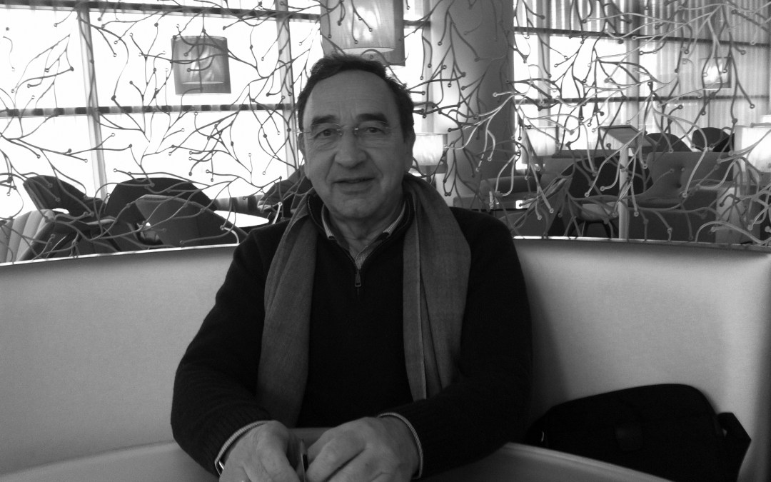 Entrevista a Pedro Pardos