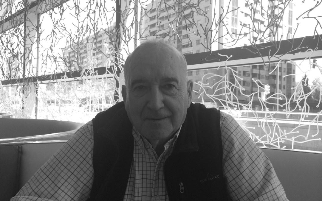 Entrevista a Santiago Ríos
