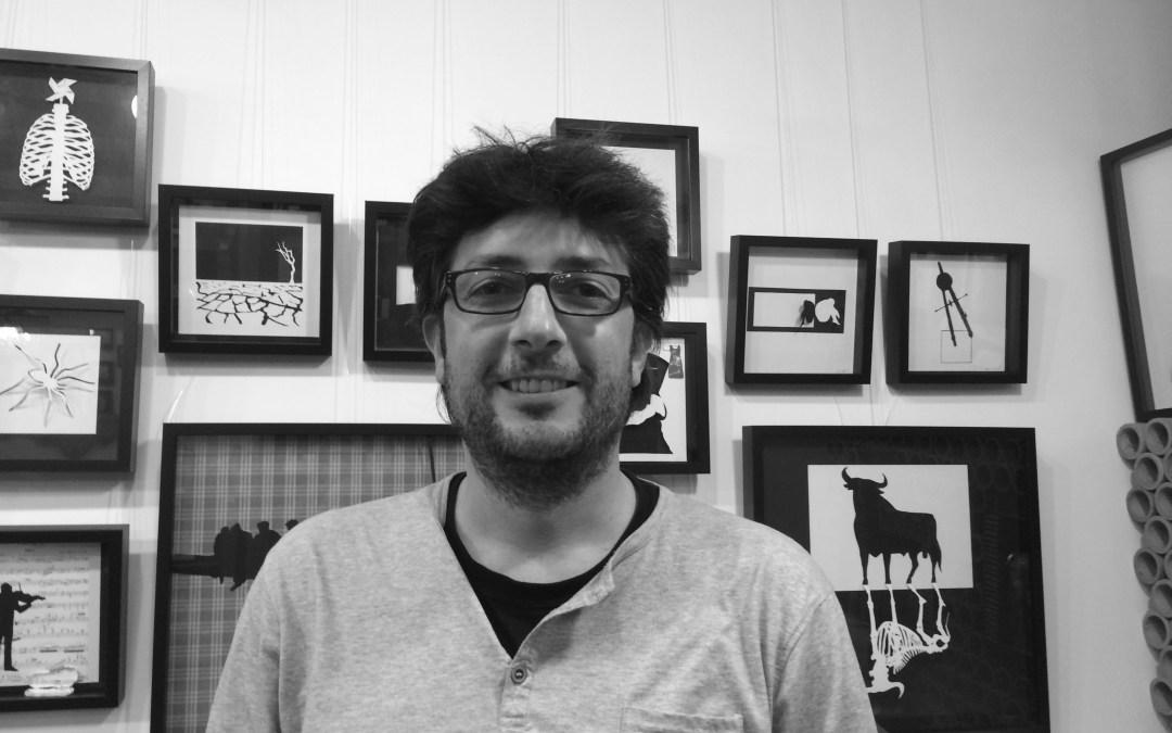 artinCom entrevista José Orna en La Cartonería