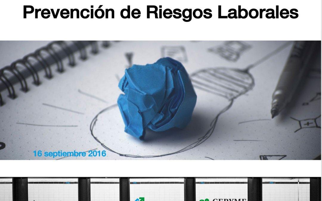 """artinCom en """"Innovación en la comunicación de la Prevención de Riesgos Laborales"""""""