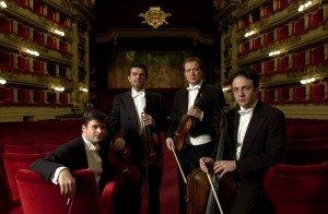 Il Quartetto d'archi della Scala