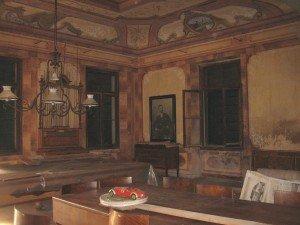 Villa Rusconi Camerini, Sala del Biliardo
