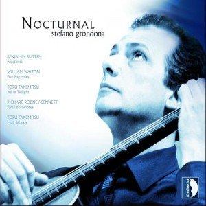 Stefano Grondona, Nocturnal Stefano Grondona, Stradivarius, 2013