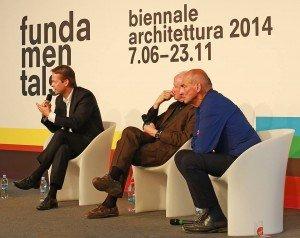 Rem Koolhas, Direttore della Biennale Architettura 2014, foto Octavian Micleusanu