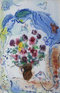 Marc Chagall,Anniversario