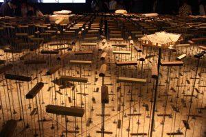 The Class of 6.3: una ricostruzione post-terremoto, Padiglione della Tailandia, Biennale Architettura di Venezia, Arsenale, 2016 (foto Alessio Bortot)