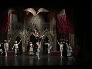 Première del Lago dei Cigni di a Venezia (Teatro Goldoni) la sera di Santo Stefano con il Moscow State Classical Ballet prodotto dal Teatro Verdi di Montecatini, 2018