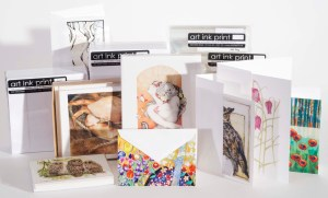 Packaging for Art Cards