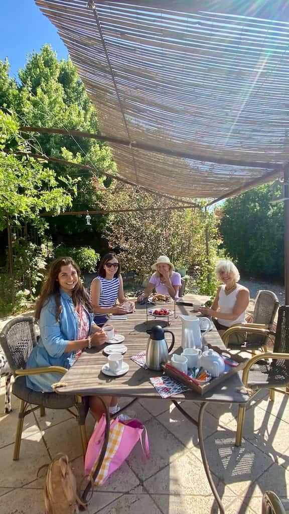 Café chez Caroline