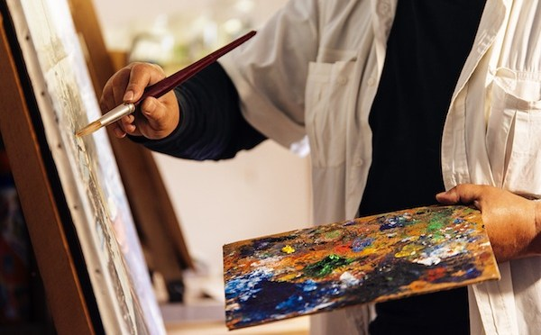 Artist Insurance Policies include Studio, Exhibition and Transit protection.