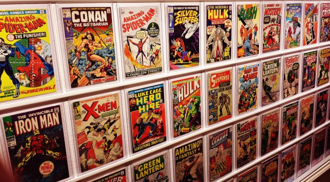 Marvel Exec's $240,000 Collection Stolen, Is Entrusted Property Covered?