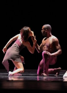 DanceWorks Chicago in 'From Here to There'  | photo by Vin Reed