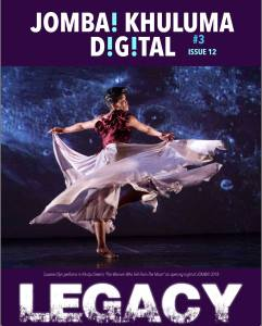 Khuluma: The digital magazine of the JOMBA! Contemporary Dance Experience