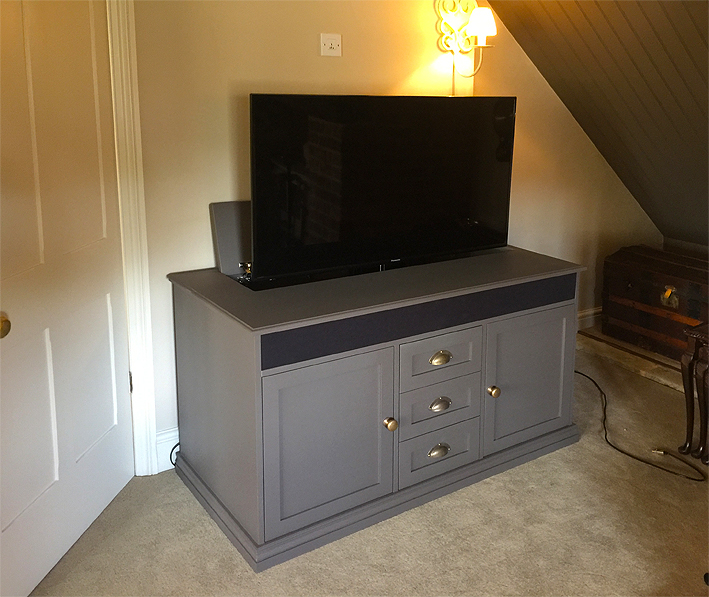 Hidden TV TV Lift Cabinet To Hide The TV Within The