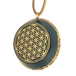 Orgonite Flower of life hanger