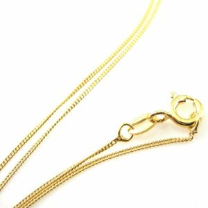 22K Gold Vermeil Collier 1