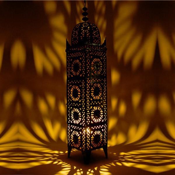 Moroccan Iron Lantern Koutoubia Moroccan Lighting