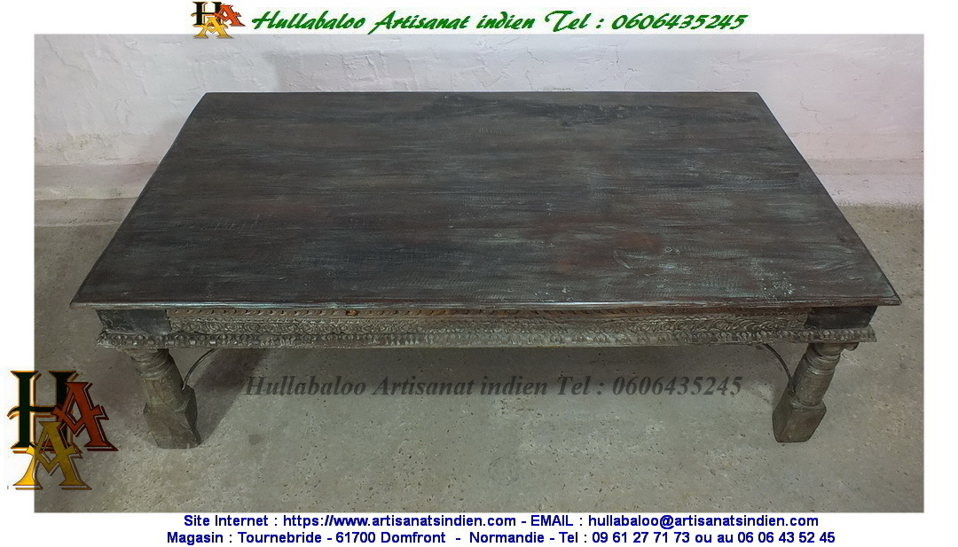 table basse ancienne jn15 jnlm03