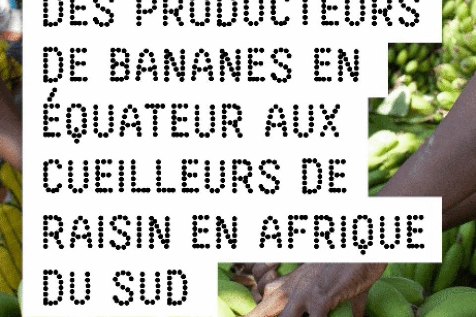 OXFAM – France, Panorama du secteur de la grande distribution française et de la consommation alimentaire : des inégalités en chaîne