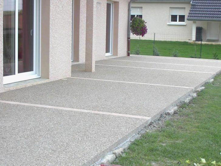 le beton decoratif