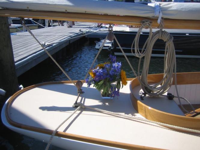 Dark Harbor 17 Phoenix Artisan Boatworks