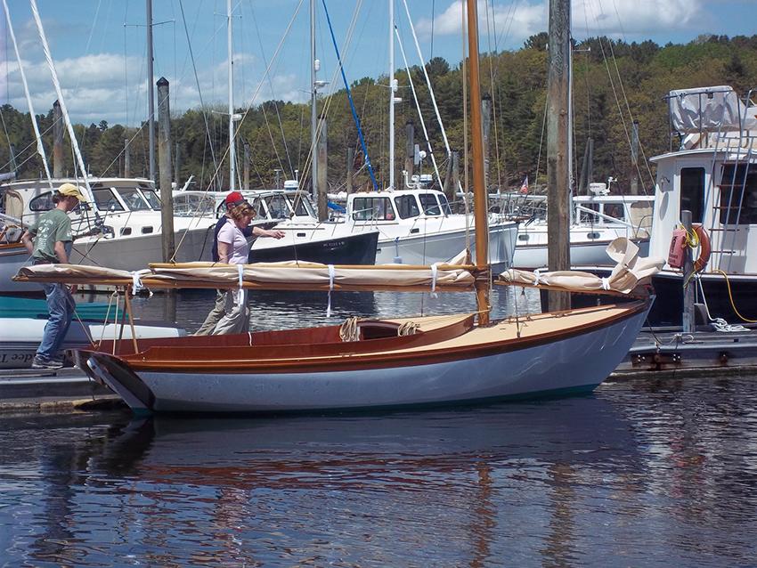 Maine Boatbuilding Archives Artisan Boatworks