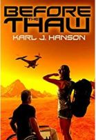 "Alt=""before the thaw by karl j, hanson"""