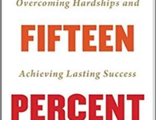 The Fifteen Percent by Terry Giles – Book Review