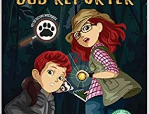 Kassy O'Roarke (Cub Reporter) by Kelly Oliver – Book Review