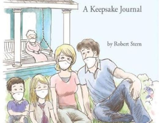 Socially Distanced: A Keepsake Journal by Robert Stern