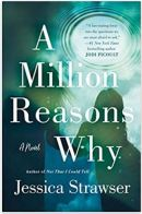 "Alt=""a million reasons why a novel by jessica strawser"""