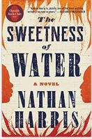 """Alt=""""the sweetness of water: a novel by nathan harris"""""""