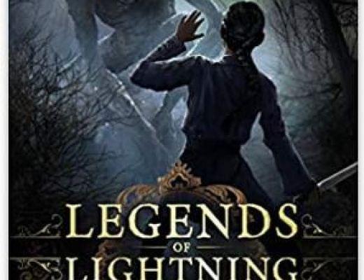 Hidden Realm (Legends of Lightning) by T.R. Slauf