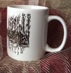 Personalized Mug Painting class