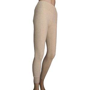 legging beige cachemire