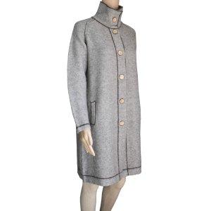 manteau femme laine de yak 1