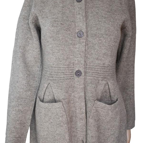 manteau femme laine