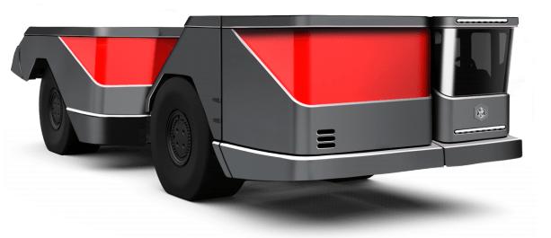 Artisan Z40 battery truck set for Kirkland Lake Gold.
