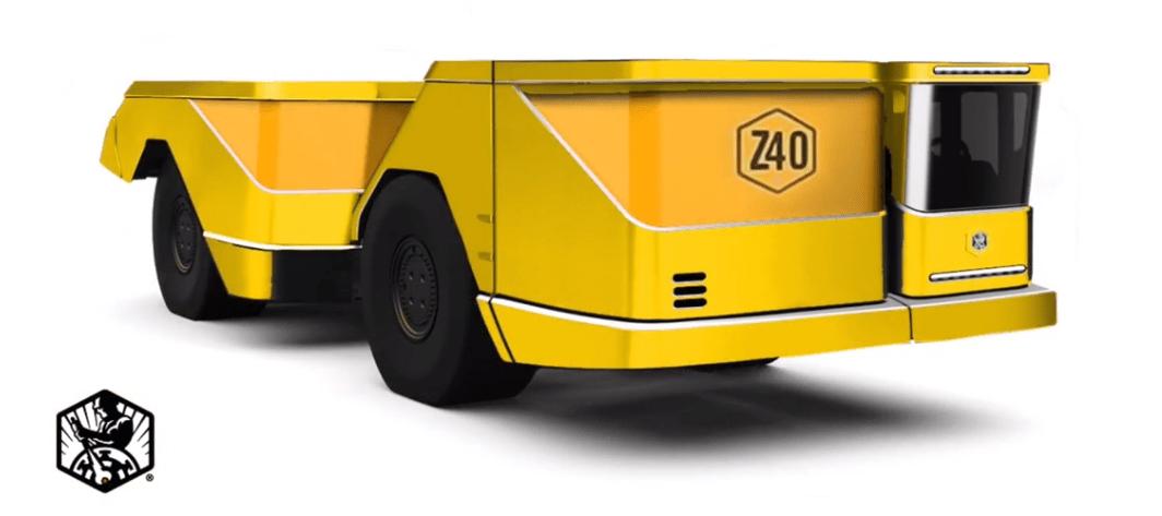 Artisan Vehicles creates battery operated mining vehicle